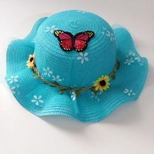 Other - Children's Flying Butterfly Sun Hat